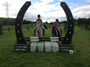 4th July Working Hunter Championship Alexandra Ryan and Tuckmill Star and Reserve  Champion Ellie McDonnell on Belle Vue Royal Jester